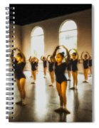 Tiny Dancers Spiral Notebook