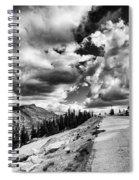 Tioga Pass Spiral Notebook