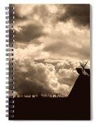 Tipi Spiral Notebook