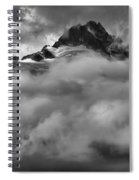 Tips Of The Tantalus Spiral Notebook