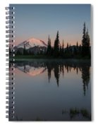 Tipsoo Dawn Spiral Notebook