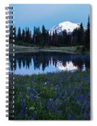 Tipsoo Reflection Tranquility Spiral Notebook