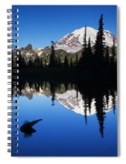 Tipsoo Sunrise Spiral Notebook