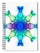Tiptoe Through The Tulips 3 Spiral Notebook