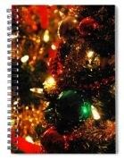 Tis The Season Spiral Notebook