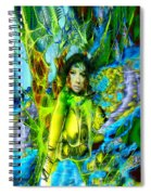 Titania-midsummers Night Dream Spiral Notebook