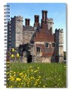 Titchfield Abbey Buttercups Spiral Notebook