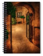 Tlaquepaque Spiral Notebook