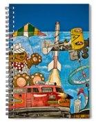 To Be Young Again Spiral Notebook