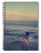 To Be Young Spiral Notebook