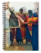 To Hold Hands Spiral Notebook