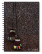 To Keep Your Hands Warm Spiral Notebook