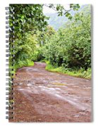 To Seclusion Spiral Notebook