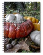 To Swell The Gourd Spiral Notebook