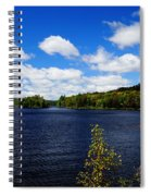 To The Island And Back Spiral Notebook
