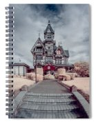 To The Mansion Spiral Notebook