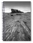 To The Rock Spiral Notebook