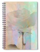 To The Rose Spiral Notebook