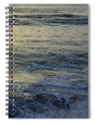 To The Seas Spiral Notebook