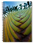 To The Sky Spiral Notebook