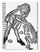 Toadstone, 1491 Spiral Notebook