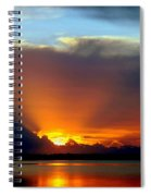 Today Is Forever Lost Tomorrow Spiral Notebook