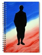 Today's Soldier Spiral Notebook