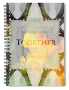 Together 2 Spiral Notebook