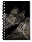 Together For Eternity Spiral Notebook
