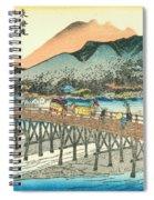 Tokaido - Kyoto Spiral Notebook