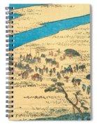 Tokaido - Shimada Spiral Notebook
