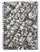 Tokyo City Spiral Notebook
