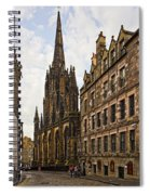 Tolbooth St Johns Kirk Spiral Notebook