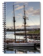Tole Mour For Sale Spiral Notebook