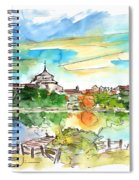Toledo 03 Spiral Notebook