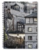 Toledo Hillside Spiral Notebook