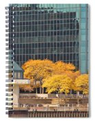 Toledo Riverfront 4195 Spiral Notebook