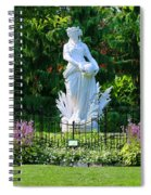 Toledo Zoo Gardens 1741 Spiral Notebook