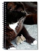 Tom And Jerry Spiral Notebook