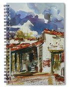 Tom Sparacino - Our Art Instructor Spiral Notebook