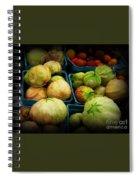 Tomatillos Spiral Notebook