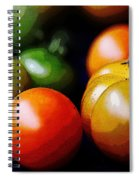 10044 Tomatoes Spiral Notebook