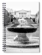 Tomb Of The Unknown Spiral Notebook