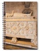 Tomb Of Vasco Da Gama Spiral Notebook
