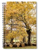 Tombs Under Oaktree Spiral Notebook
