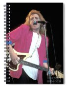 Tommy James Spiral Notebook