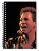 Musician Tommy Tutone Spiral Notebook