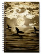 Tomorrow Is Another Day Spiral Notebook