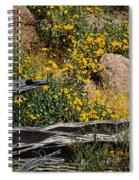 Tonto Deadwood 18187 Spiral Notebook