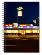 Tony Lukes - Cheese Steaks Spiral Notebook